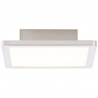 BRILLIANT G90116/13 | Scope-BRI Brilliant stropne svjetiljke svjetiljka 1x LED 950lm 3000K poniklano mat, bijelo