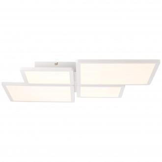 BRILLIANT G90123/05 | Scope-BRI Brilliant stropne svjetiljke svjetiljka daljinski upravljač jačina svjetlosti se može podešavati 1x LED 4400lm 3000K bijelo