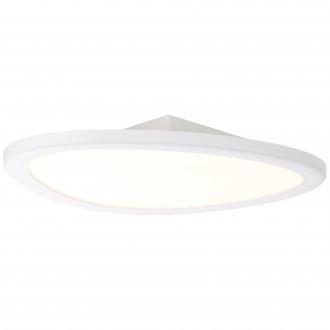 BRILLIANT G90192/05 | Stone-BRI Brilliant stropne svjetiljke svjetiljka daljinski upravljač jačina svjetlosti se može podešavati 1x LED 2195lm 2700 <-> 6200K bijelo
