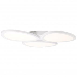 BRILLIANT G90193/05 | Stone-BRI Brilliant stropne svjetiljke svjetiljka daljinski upravljač jačina svjetlosti se može podešavati 1x LED 5000lm 2700 <-> 6200K bijelo