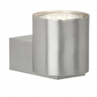 BRILLIANT G94442/21 | Izon Brilliant zidna svjetiljka 1x GU10 250lm 3000K aluminij