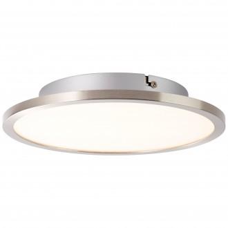 BRILLIANT G94460/13 | CeresB Brilliant stropne svjetiljke svjetiljka 1x LED 1000lm 3000K satenski nikal