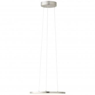 BRILLIANT G96807/68 | Smooth-WiZ Brilliant visilice svjetiljka jačina svjetlosti se može podešavati 1x LED 2400lm 2700 <-> 6200K poniklano mat