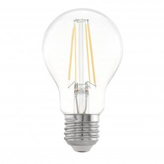 EGLO 11501 | E27 5W -> 48W Eglo obični A60 LED izvori svjetlosti filament 600lm 2700K 360° CRI>80
