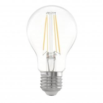 EGLO 11534 | E27 6,5W -> 63W Eglo obični A60 LED izvori svjetlosti filament 810lm 2700K 360° CRI>80