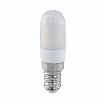 EGLO 11549 | E14 2,5W -> 25W Eglo cilindar T20 LED izvori svjetlosti SMD 250lm 3000K CRI>80