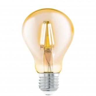 EGLO 11555 | E27 4W -> 30W Eglo obični A75 LED izvori svjetlosti filament 320lm 2200K 360° CRI>80