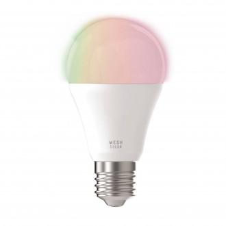 EGLO 11586 | E27 9W -> 60W Eglo obični A60 LED izvori svjetlosti smart rasvjeta 806lm 2700 <-> 6500K jačina svjetlosti se može podešavati, sa podešavanjem temperature boje, promjenjive boje CRI>80