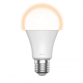 EGLO 11684 | E27 9W -> 60W Eglo obični A60 LED izvori svjetlosti smart rasvjeta 806lm 3000K jačina svjetlosti se može podešavati CRI>80