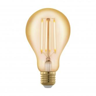 EGLO 11691 | E27 4W -> 30W Eglo obični A75 LED izvori svjetlosti filament, golden age 320lm 1700K jačina svjetlosti se može podešavati 360° CRI>80