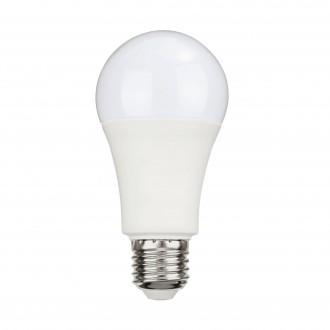 EGLO 11709 | E27 10W -> 60W Eglo obični A60 LED izvori svjetlosti Relax & Work 806lm 2700<->4000K jačina svjetlosti se može podešavati, sa podešavanjem temperature boje s impulsnim prekidačem 230° CRI>80