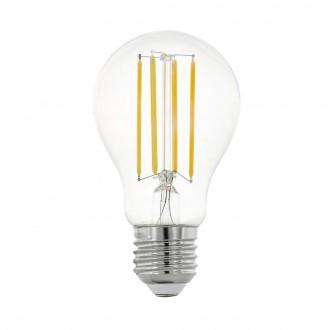 EGLO 11755 | E27 8W -> 75W Eglo obični A60 LED izvori svjetlosti filament 1055lm 2700K 320° CRI>80
