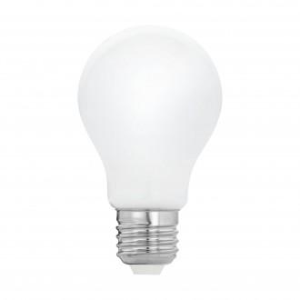 EGLO 11765 | E27 8W -> 75W Eglo obični A60 LED izvori svjetlosti 320° 1055lm 2700K 320° CRI>80