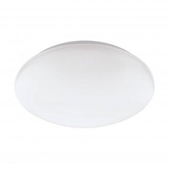 EGLO 32589 | EGLO-Connect-Giron Eglo zidna, stropne svjetiljke smart rasvjeta okrugli jačina svjetlosti se može podešavati, promjenjive boje 1x LED 2100lm 2700 <-> 6500K bijelo