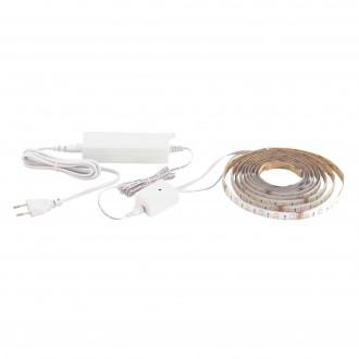 EGLO 32733 | Eglo-LS-Basic Eglo LED traka RGB svjetiljka promjenjive boje 1x LED 2000lm 3000K bijelo