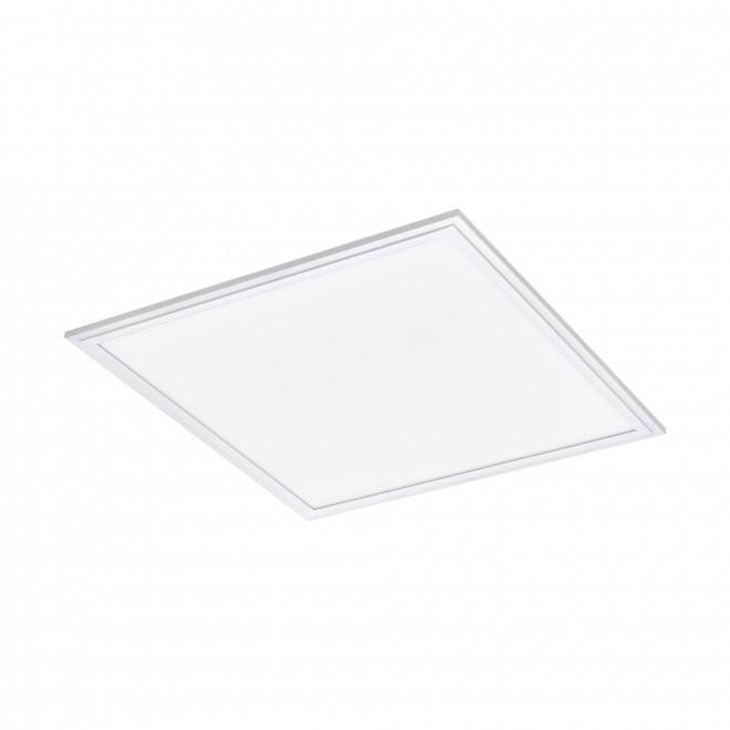 EGLO 33107   Salobrena-RGBW Eglo spušteni plafon RGBW LED panel četvrtast daljinski upravljač jačina svjetlosti se može podešavati, promjenjive boje 1x LED 2400lm rgbwK bijelo
