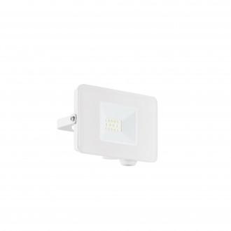 EGLO 33152 | Faedo Eglo reflektor svjetiljka - Samsung Chip elementi koji se mogu okretati 1x LED 900lm 4000K IP65 bijelo, prozirno