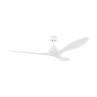EGLO 35014   Antibes-EG Eglo ventilator stropne svjetiljke daljinski upravljač timer bijelo mat