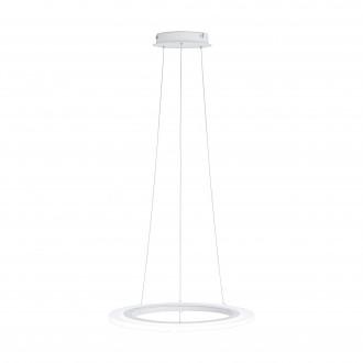 EGLO 39271 | Penaforte Eglo visilice svjetiljka okrugli jačina svjetlosti se može podešavati 1x LED 3600lm 3000K bijelo