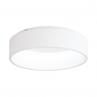 EGLO 39286 | Marghera1 Eglo stropne svjetiljke svjetiljka okrugli jačina svjetlosti se može podešavati 1x LED 3000lm 3000K bijelo