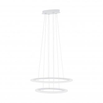 EGLO 39307 | Penaforte Eglo visilice svjetiljka ovalni jačina svjetlosti se može podešavati 1x LED 2700lm + 1x LED 3700lm 3000K bijelo