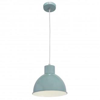 EGLO 49239 | Truro-1 Eglo visilice svjetiljka 1x E27 menta