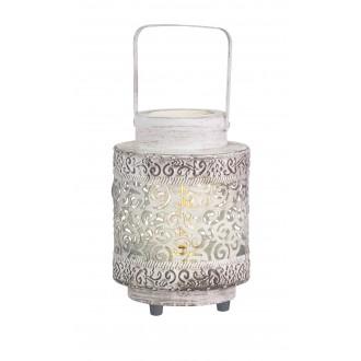 EGLO 49276 | Talbot Eglo stolna svjetiljka 34cm sa prekidačem na kablu 1x E27 antik crno