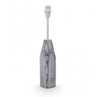 EGLO 49306 | Vintage-1+1 Eglo stolna svjetiljka - bez sjenila 39,5cm sa prekidačem na kablu 1x E14 siva antik