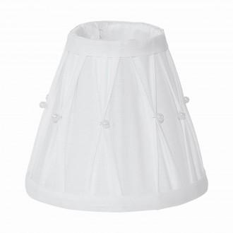 EGLO 49959 | Vintage-1+1 Eglo sjenilo sijenilo E14 / E27 bijelo