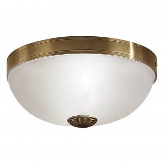 EGLO 82741 | Imperial Eglo stropne svjetiljke svjetiljka 2x E27 bronca, bijelo