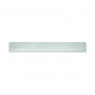 EGLO 85339 | Mono Eglo zidna svjetiljka s prekidačem 3x E14 krom, saten