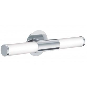 EGLO 87219 | Palmera Eglo zidna svjetiljka 2x E14 IP44 krom, opal