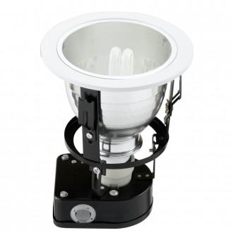 EGLO 87991 | Basic2 Eglo ugradbene svjetiljke - snažnozračne svjetiljke svjetiljka Ø145mm 1x E27 bijelo
