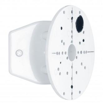EGLO 88152 | Corner Eglo zidna rezervni dijelovi, moztaža za ćošak bijelo