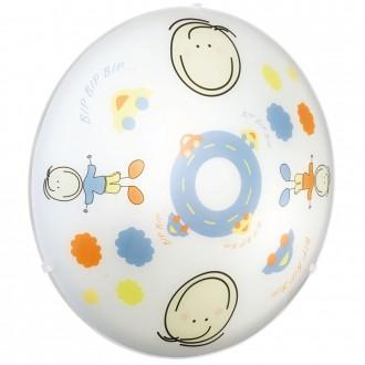 EGLO 88972 | Junior2 Eglo stropne svjetiljke svjetiljka 2x E27 u bojama