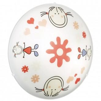 EGLO 88973 | Junior2 Eglo stropne svjetiljke svjetiljka 2x E27 u bojama