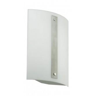 EGLO 89687 | Cony Eglo zidna, stropne svjetiljke svjetiljka 2x G5 / T5 poniklano mat, bijelo
