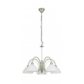 EGLO 89823 | Milea Eglo luster svjetiljka 5x E14