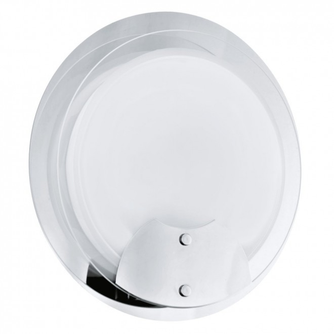 EGLO 90467 | Aniko Eglo zidna svjetiljka 1x 2GX13 / T5 krom, bijelo