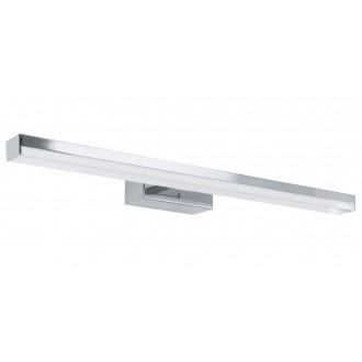 EGLO 91365 | Hakana Eglo zidna svjetiljka 1x LED 1980lm 3000K krom, bijelo