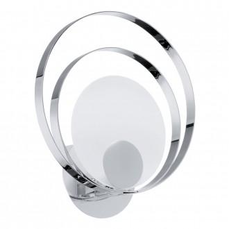 EGLO 91474 | Ringo3 Eglo zidna svjetiljka 1x G9 krom, saten