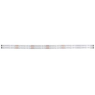 EGLO 92052 | Eglo-LS-Flex-IP Eglo LED traka RGB svjetiljka daljinski upravljač jačina svjetlosti se može podešavati, promjenjive boje 2x LED 84lm + 1x LED RGBK bijelo