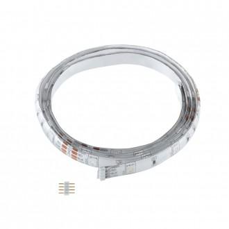 EGLO 92308 | Eglo-LS-Module Eglo LED traka RGB svjetiljka promjenjive boje 1x LED RGBK bijelo