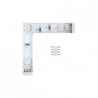 EGLO 92313 | Eglo-LS-Module Eglo LED traka RGB svjetiljka promjenjive boje 1x LED RGBK bijelo
