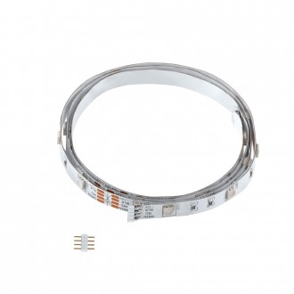 EGLO 92373 | Eglo-LS-Module Eglo LED traka RGB svjetiljka promjenjive boje 1x LED RGBK bijelo