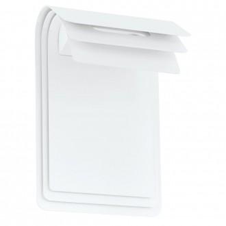 EGLO 93256 | Sojo Eglo zidna svjetiljka 2x LED 360lm 3000K IP44 bijelo