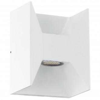 EGLO 93318 | Morino4 Eglo zidna svjetiljka 2x LED 360lm 3000K IP44 bijelo