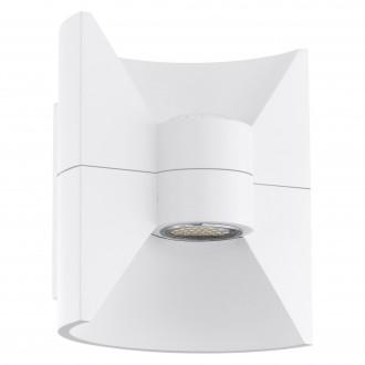 EGLO 93367 | Redondo Eglo zidna svjetiljka 2x LED 360lm 3000K IP44 bijelo