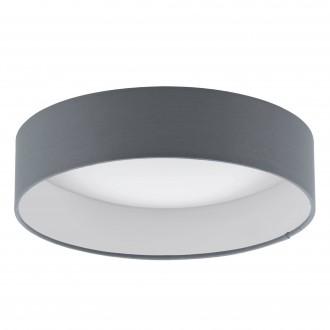 EGLO 93395 | Palomaro Eglo stropne svjetiljke svjetiljka 1x LED 850lm 3000K bijelo, antracit