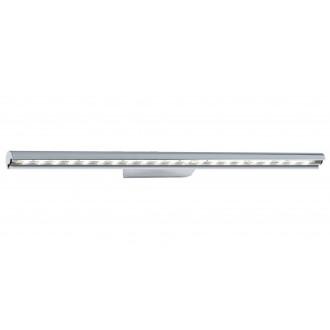 EGLO 93665 | Terros Eglo zidna svjetiljka 1x LED 830lm 3000K krom, prozirno